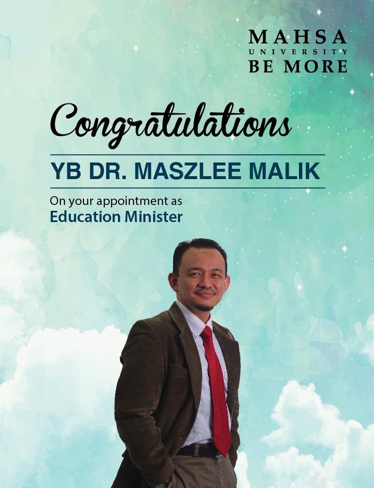 DR MASZLEE