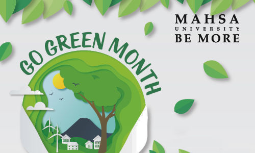 db2b2a389292 MAHSA'S FEIT INITIATES A BIG STEP TOWARDS GREEN REVOLUTION WITH THE BEST  SOLUTIONS TO POLLUTION